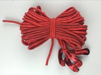 Wholesale Feibao Brand New sample Factory direct classical red colour tent rope mm export quality windproof rope for tent reflective tent rope