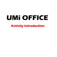Wholesale UMi Office Lucky buyers Free coupon Activity Intrduction