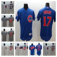 Wholesale Cheap Baseball Jerseys Chicago Cubs Kris Bryant White Home Team Jersey Shirts Authentic Baseball Cool Base Jerseys Mens Baseball Jersey