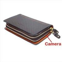 Bolso bolso cámara oculta 1280 * 720 AVI 30fps con control remoto de construir en la memoria de 8GB