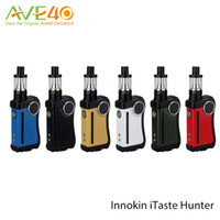 balance metal - Authentic Innokin iTaste Hunter Starter Kit Chipset with W fit Battery Balanced Even Coil Heat Up