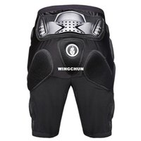 Wholesale New arrival Hockey Motorcycle Armor Shorts Off road Motorcross Downhill Mountain Bike Skating Extreme Sport Protective Gear Hip Pad