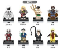 best banner - X0117 Avengers Moon Knight Captain Marvel Emperor Palpatine Banner Catwoman Minifigures Super Heroes Action Model Kids Best Toys