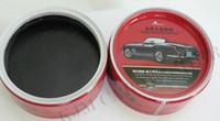 Haute qualité couleur noir royal permanent voiture polissage revêtement imperméable Cire voiture polir revêtement pâte cire de voiture de cire pour voiture de couleur sombre