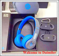 Wholesale Perfect New Bluetooth Headphones Wireless Headphone with retail box Earphone Sport Super DJ Stereo Eearphone DHL