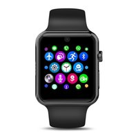 age life - DM09 Bluetooth Smart Watch D ARC HD Screen SIM Card Wearable Devices Life WaterProof SmartWatch Magic Knob For IOS Android