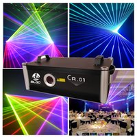 animation laser lights - 25KPPS CR W mw RGB Animation Laser Stage Performance Laser Light with DMX512 ILDA Control Model Bar Disco Club Laser Lighting