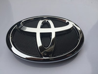 Wholesale NEW TOYOTA CAMRY HOOD GRILL BLACK CHROME GRILLE EMBLEM YY192