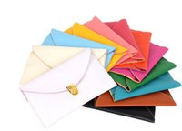 Wholesale Fashion Women Clutch Bags Lady Wallets Leather Credit Card Tote Envelope Clutch Bags For Women Wallet Purse