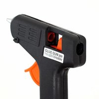 Wholesale Hot Sales W Electric Heating Hot Melt Glue Gun Sticks Trigger Art Craft Repair Tool