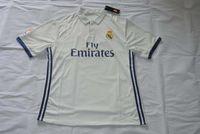 Wholesale Real Madrid Thai version home and away soccer Jerseys Ronaldo Bale James Benzema Modric Kroos Casemiro pepe Ramos