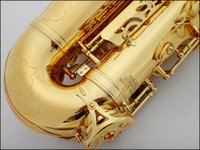 Wholesale Promotions New France Selmer Alto Saxophone Professional E Sax mouthpiece With Case and Accessories