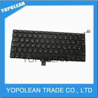 Wholesale New For MacBook Pro quot A1278 German DE Keyboard Black Godd Working