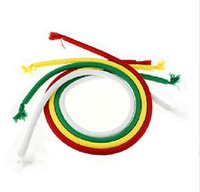 bar magic tricks - The Rigid Stiff Rope Indian Rope Color available white red yellow green Trick close up street bar stage magic tricks