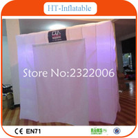 Wholesale High Quality Custom Hot Sale Inflatable Photo Booth Inflatable Photo Studio Used Photo Booth For Sale