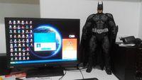 Wholesale NECA1 inch Batman Batman arkham asylum gump city of hands to do