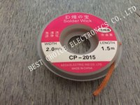 Wholesale 1 CP mm Desoldering Braid Soldering Remover Wick Accessory m High Quality