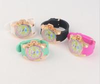 big analog clock - 2016 fashion casual sports watches for men women big dial silicone band quartz clock montre reloj Luxury Brand Casual wrist watches Pointer