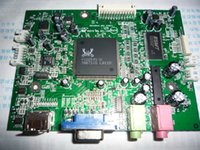 lcd tv parts - 1001 PM549DA3 M06 Hanns G T9810100G040 Main Board for quot used Main Unit PDP LCD TV parts