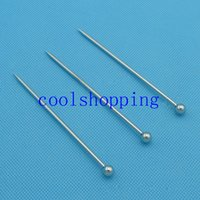 Wholesale Fruit Picks Cocktail Picks cocktail sticks Coffee Stirrer Metal Swizzle