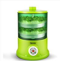 bean sprout seeds - Home Use Intelligence Bean Sprouts Machine Upgrade Large Capacity Thermostat Green Seeds Grow Automatic Bean Sprout Machine