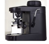 Wholesale TK coffee machine household pumped semi automatic coffee maker espresso high pressure steam coffee machine