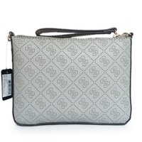 american body shop - latest women classic fashion style pinting all match chains PU small crossbody bag shopping bag
