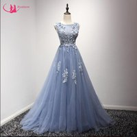 beautiful corset dresses - Latest Awesome Design Corset Evening Dresses With Beaded Appliques Sleeveless Dress Hot Selling Beautiful European Style