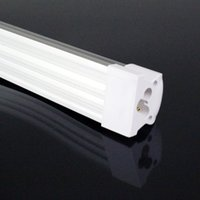 ac activities - STOCK ACTIVITY V Shaped ft Cooler Door Led Tubes T8 Integrated Led Tubes Double Sides SMD2835 Led Fluorescent Lights AC V CE FCC ROHS