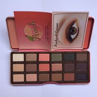 Wholesale 2016 Hottest TF Sweet Peach Eye Shadow Collection Palette Colors Eyeshadow set Makeup DHL