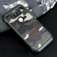 army class - Army Camo luxury Camouflage in Hybird Combo Back Cover Case For LG G5 Class F620 Nexus x F70 Skin Shockproof