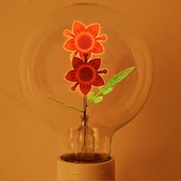 aluminium halogen light - YouOKLight W E27 Lm Warm White Sunflower LED Filament Light Bulb Aluminium glass glass AC V