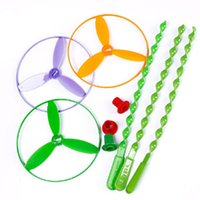 Wholesale New Safely Game Spin Mix Color Outdoor Toy Leaf Flying Saucer Disc Frisbee UFO Plastic