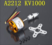 aircraft components - Brand new XXD A2212 KV H366 Brushless Motor for RC Aircraft Plane Multi copter Brushless Outrunner Motor G107