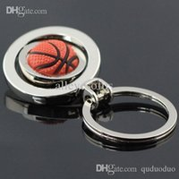 basketball novelty items - basketball keychain high quality llaveros key holder novelty items cute key ring for men creative bijoux