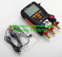 Wholesale Testo Refrigeration Manifold Kit With clamp probe NEW