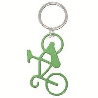 bicycle phone ringing - 2016 New Fashion Bicycle Bike Shaped Metal Key Chain Keychain Keyring Key Ring Phone Accessorise Decoration Pendant