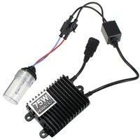 achat en gros de ampoule 75w h3-Car Light Source H3 75W 4300K 5000K 6000K 8000K 10000K 12000K voiture pour HID Kit Xénon Ampoules Lampe Ballast Set DC12V