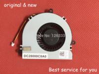 Wholesale New original cpu fan for dell for Inspiron RV cpu fan AB07005HX08K300 or DFS470805C0T