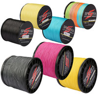 Wholesale 2015 New Japan Multifilament PE Braid Line Braided Fishing Line m Fishing Twine Line Braided kite Wire