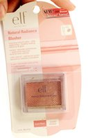elf makeup - Makeup Blush e l f Natural Radiance Blusher Face Powder Makeup Brand ELF Blusher Face Blush Cosmetic High Qaulity