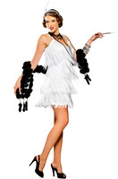 adult hollywood costumes - Hot Sale Hollywood Flapper Adult Costume Sexy Costumes Women S1514 Sexy party cosplay