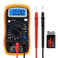 Wholesale Digital Voltmeter Ammeter Ohmmeter Multimeter Volt AC DC Tester Meter B00330 OSTH