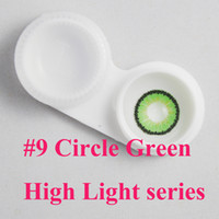 Wholesale New Arrive with case in Bella Highlights UV BLOCK pairs color contact lenses