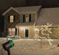 Wholesale Hot sale Projector Laser Lights Star Projector Lighting Laser Projection Lamp Outdoor Gadern Lawn Lamp Light Christmas Decoration Light