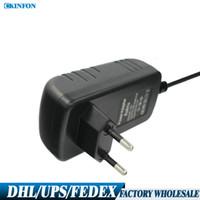 adaptor jack usb - DHL Fedex Top Power Supply Eu Plug V A Universal Power Adapter ma Switching Adaptor Dc Jack Micro Usb