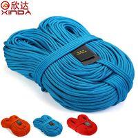 Wholesale XINDA Escalada M XINDA Professional Rock Climbing Rope mm Diameter KN High Strength Equipment Cord Safety Rope Survival Rope