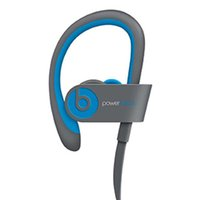 active noise cancelling earphones - Used Beats Powerbeats wireless Active collection Sport earphone noise Cancel Bluetooth Headset Refurbished with seal box Free DHL