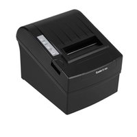Wholesale 300 mm s Print Speed Black mm POS Thermal Receipt Printer Auto Cutter Cut Windows2000 XP VISTA Linux USB Ethernet