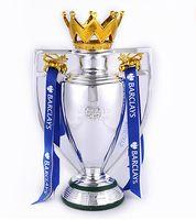 award cups trophies - European Football Championship Trophy Cup Champions League Award Soccer Fans Club Souveniers